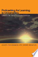 EBOOK  Podcasting for Learning in Universities