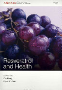 Resveratrol and Health  Volume 1215 Book