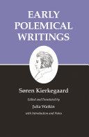 Kierkegaard s Writings  I  Volume 1