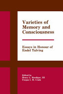 Varieties of Memory and Consciousness