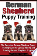 German Shepherd Puppy Training