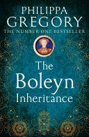 The Boleyn Inheritance Book