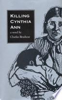 Killing Cynthia Ann