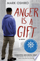 Anger Is a Gift Mark Oshiro Cover
