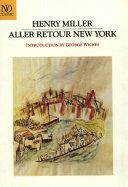 Aller Retour New York: Essay (New Directions Revived Modern Classics) ebook