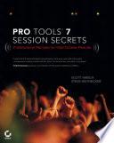 Pro Tools 7 Session Secrets Book PDF