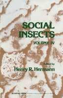 Social Insects Pdf/ePub eBook