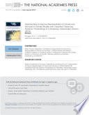 Opportunities to Improve Representation of Clouds and Aerosols in Climate Models with Classified Observing Systems