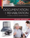 Documentation for Rehabilitation- E-Book
