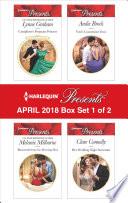 Harlequin Presents April 2018 Box Set 1 Of 2