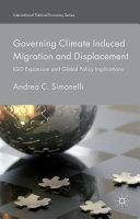 Governing Climate Induced Migration and Displacement Pdf