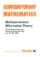 Multiparameter Bifurcation Theory