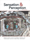 Cover of Sensation & Perception