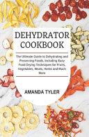 Dehydrator Cookbook Pdf/ePub eBook