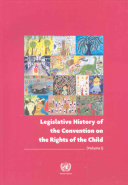 Legislative History of the Convention on the Rights of the Child