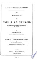 A Church without a prelate