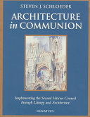Architecture in Communion