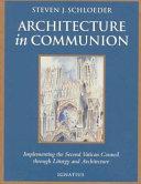 Architecture in Communion
