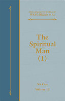 The Spiritual Man (1) [Pdf/ePub] eBook