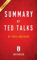 Summary of TED Talks by Chris Anderson   Includes Analysis Book