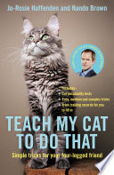 Teach My Cat to Do That Book