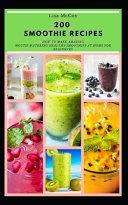 200 Smoothie Recipes