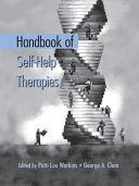Handbook of Self Help Therapies
