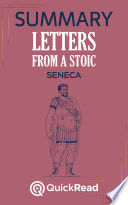 Letters From a Stoic by Seneca