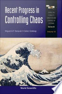 Recent Progress in Controlling Chaos Book