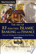 The Art of RF (Riba-Free) Islamic Banking and Finance