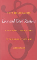Love and Good Reasons
