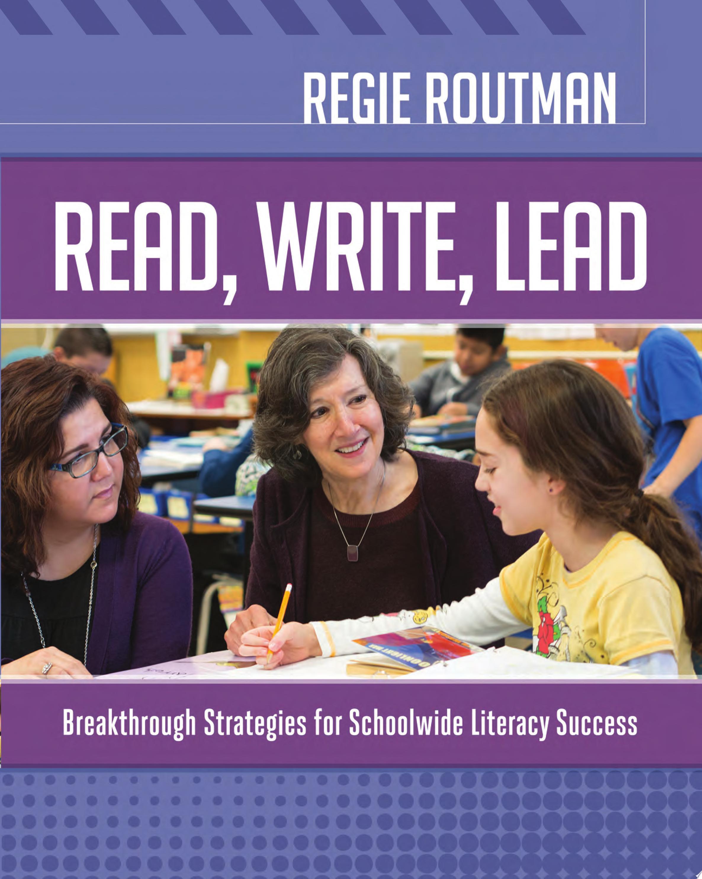 Read  Write  Lead