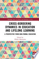 Cross-Bordering Dynamics in Education and Lifelong Learning