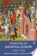 Warfare in Medieval Europe 400-1453