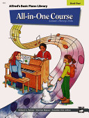 Alfred s Basic All In One Course  Bk 4  Lesson   Theory   Solo