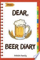 Dear, Beer Diary