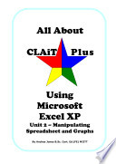 All about CLAiT Plus using Microsoft Excel XP.