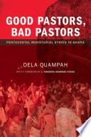 Good Pastors Bad Pastors