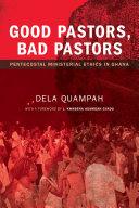 Good Pastors, Bad Pastors Pdf/ePub eBook