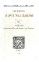 Le Livre de la Deablerie Pdf/ePub eBook