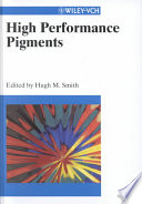 High Performance Pigments Book PDF