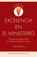 Excelencia en el ministerio
