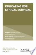 Educating For Ethical Survival