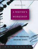 A Writer's Workshop