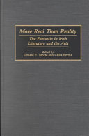 More Real Than Reality Book