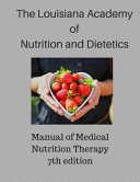 Manual of Medical Nutrition Therapy Book
