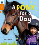 Books - A Pony for a Day | ISBN 9780198307983