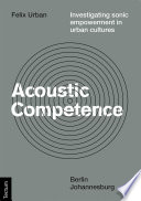 Acoustic Competence