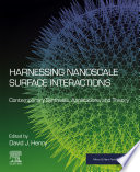 Harnessing Nanoscale Surface Interactions