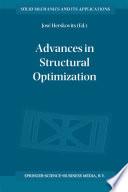 Advances in Structural Optimization